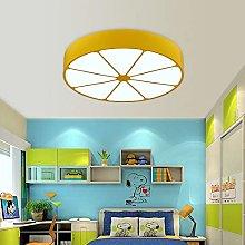 Ganeep Modern Lemon Shape PVC Lamp Shade Ceiling