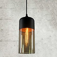 Ganeep Nordic Modern Loft Hanging Glass Pendant