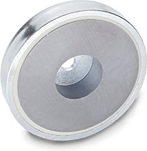 Ganter Normelemente GN 50.4-HF-63 Magnetic Clamp