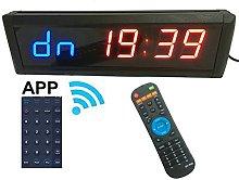 GANXIN App-Control 1.8'' High 6 Digits LED