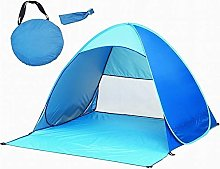 GAO-bo Pop Up Tent Beach Tent for 2-4 Man,