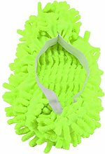 Gaocunh Mop Slippers, 1 Pairs Microfiber Dust