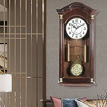 GAOJIN Wall Clock Grandfather Clock Westminster