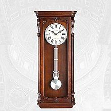 GAOJIN Wall Clocks Battery Operated Grandfather