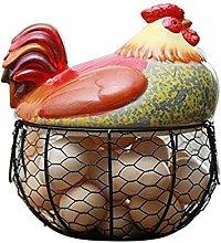 GAOLONG Egg Basket Kitchen Storage Holder Rack