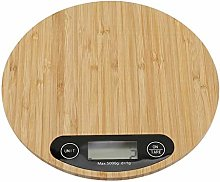 Gaoominy LED Electronic Kitchen Scale Cooking