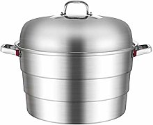 Gaorb Stainless Steel Steamer, Thick Extra Large