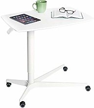 GAOXQ Carbon Steel Frame Desk Computer Table with