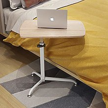 GAOXQ Carbon Steel Frame Table Stand with Yellow