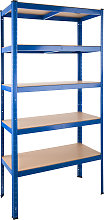 Garage shelving unit 5 tier - 175 kg