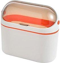 Garbage Bin for Kitchen Desktop Trash Can Indoor