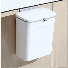 Garbage Can Wall Mounted Counter Waste Compost Bin