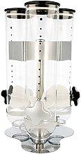 Garcia de Pou Triple Cereal Dispenser, Acrylic,