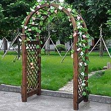 Garden Arch,Garden Arbor Fir Wood Over High