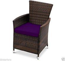 Garden Bar Stool Cushion Sol 72 Outdoor Colour: