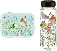 Garden Birds Lunch Bag Set Sass and Belle