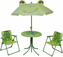 Garden Bistro Children's 4 Piece Table and