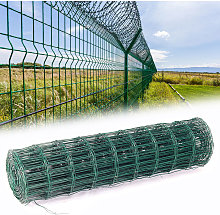 Garden Border Wire Mesh Netting Fence Fencing Net,