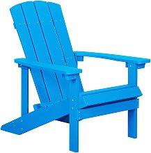 Garden Chair Blue ADIRONDACK