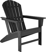 Garden chair Janis - black