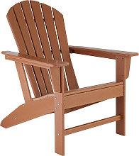 Garden chair Janis - brown