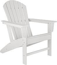 Garden chair Janis - white
