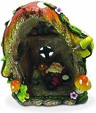 Garden Decoration Gnome House 27cm | Magic Garden