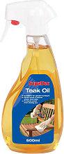 Garden Furniture Teak Oil by SupaDec - Trigger