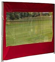 Garden Gazebo Marquee Tent Side Panel with Rain