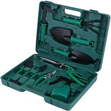 Garden hand tool set, planting kit, garden work