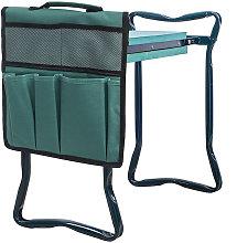 Garden Kneeler Tool Bag with Handle Pockets