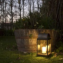 Garden lantern with candle LANTERNS 265.01.FF IL