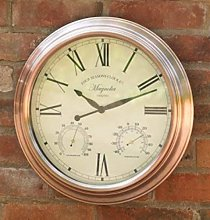Garden Mile® Large 40cm Copper Garden Indoor