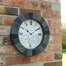 Garden Mile® Large Modern Slate Effect Rustic