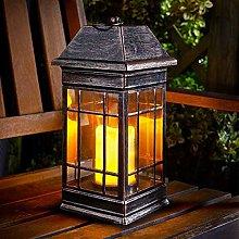 Garden Mile® Solar Powered LED Seville Lantern