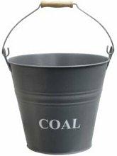 Garden Mile® Vintage Style Coal Fire Grey Coal