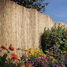 Garden Reed Fencing: 1.5 x 4M