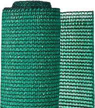 Garden Sight Break Fencing PE 1.2x5 m Green -