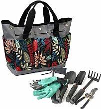 Garden Tool Tote Bag Hand Tool Storage Bags Garden