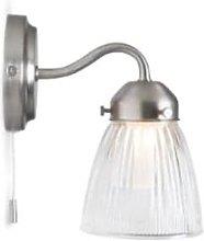 Garden Trading - Glass Pimlico Bathroom Wall Light