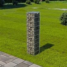 Garden Wall Retaining Gabion Basket Stone Wire
