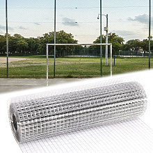 Garden Wire Mesh Grid Aviary Fencing Fence Animal