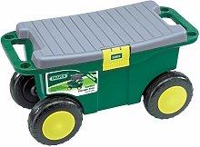 Gardeners Tool Cart and Seat (60852) - Draper