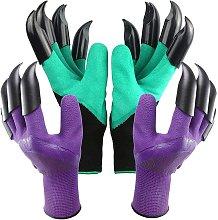 Gardening Gloves, 2 Pair Garden Gloves Women Thorn