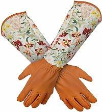 Gardening Gloves Women Ladies Thorn Proof Pruning