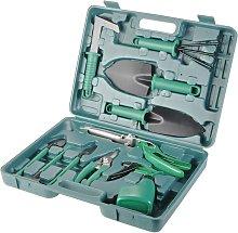 Gardening Tool Set, 10 Pieces Garden Hand Tools