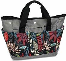 Gardening Tool Storage Bag with 9 Pockets -