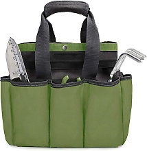 Gardening Tote Bag with 8 Pockets Convenient