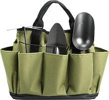 Gardening Tote Bag with 8 Pockets Gardening Tool