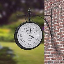 Gardenwize Paddington Outdoor Garden Clock